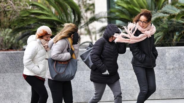 El jueves estará marcado por rachas de viento en la Comunidad Valenciana