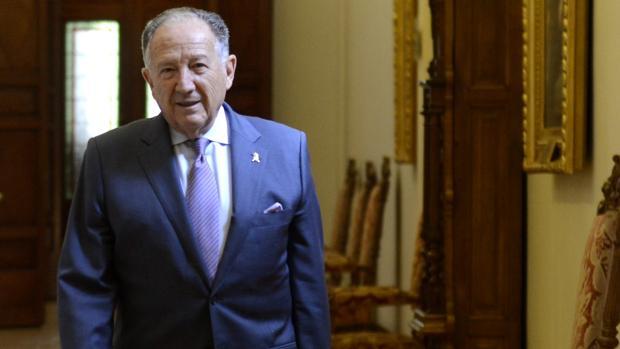 Félix Sanz Roldán, director del CNI