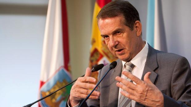 El alcalde de Vigo y presidente de la Federación Española de Municipios y Provincias, Abel Caballero