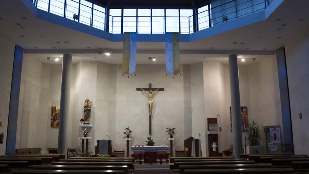 Altar de Nuestra Señora de África
