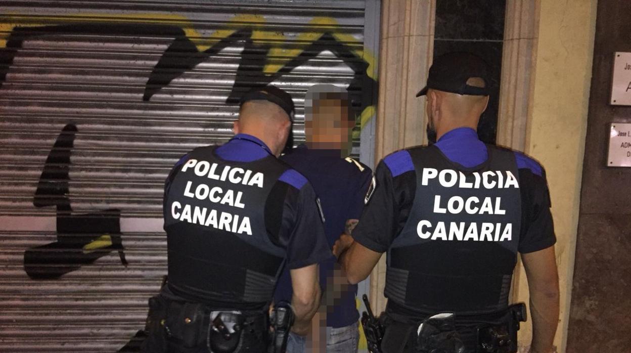 Los sucesos de este fin de semana en Canarias