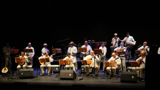 «Candela y Son» actuó el sábado en el Teatro de Rojas