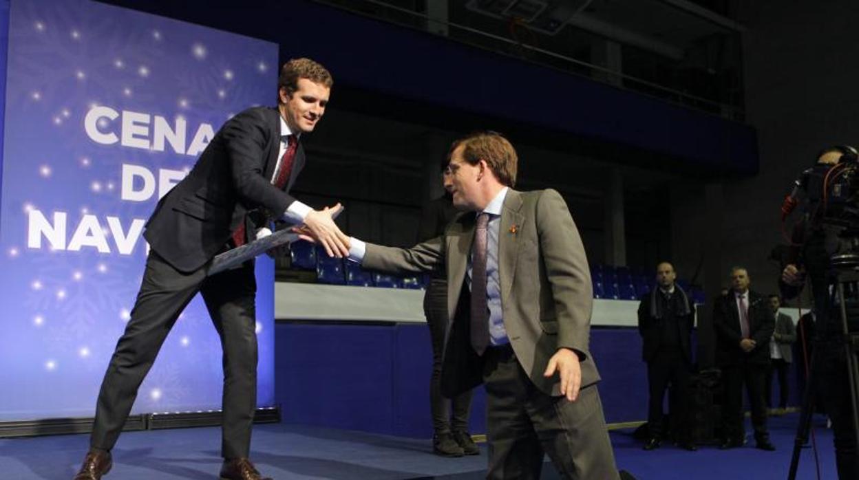 La locura del «casting» para el nuevo PP de Madrid