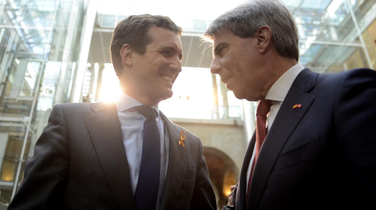 El PP ofrece a Garrido que elija él su futuro en el partido