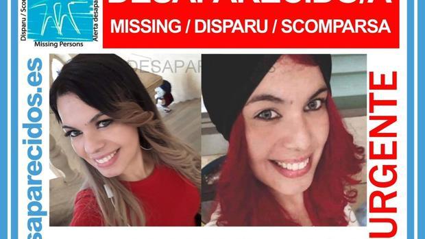 Romina Celeste lleva desaparecida desde Nochevieja