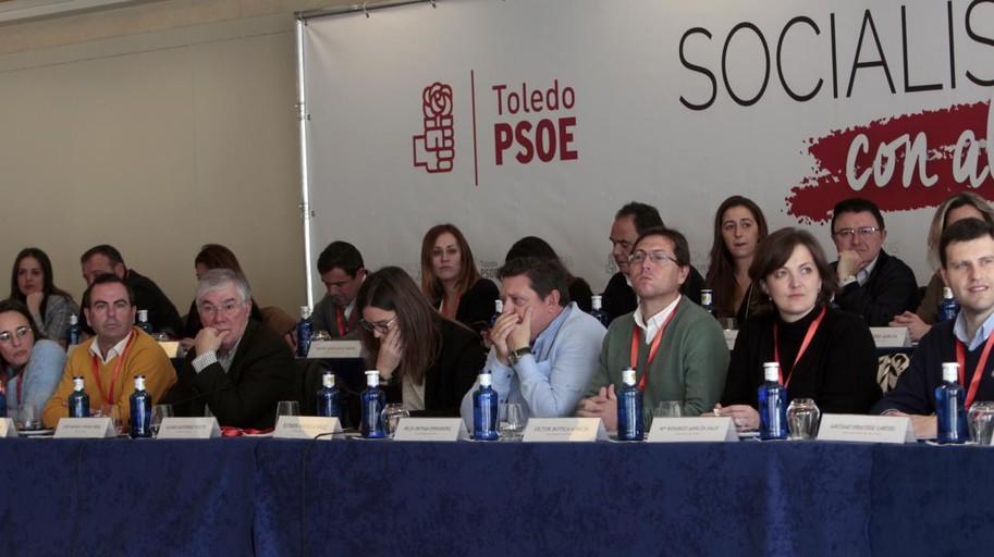 «La única manera de seguir progresando es con gobiernos del PSOE»