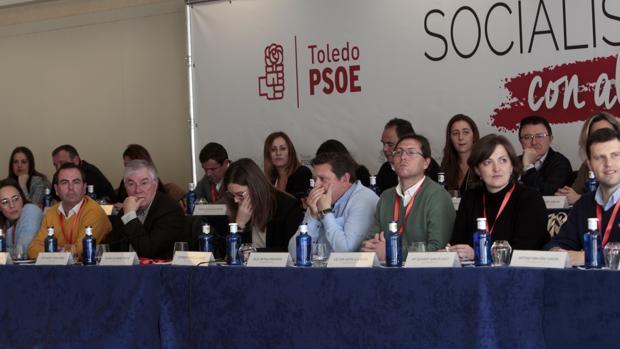 El Comité provincial del PSOE se ha celebrado este domingo en el hotel Beatriz de Toledo