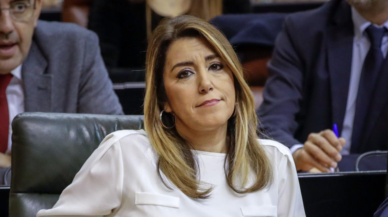 Las cifras de la Junta de Susana Díaz: 270.000 empleados públicos y casi 700 de confianza