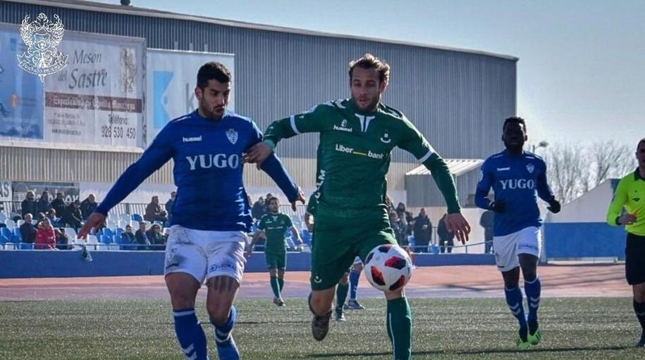 1-0: Kike Domínguez tumba al Toledo y el Socuéllamos es más líder