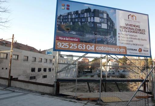 La empresa Cotolma va a construir el edificio