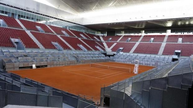 La Caja Mágica del futuro: un nuevo estadio de 7.500 espectadores afianzará el Open de Tenis de Madrid