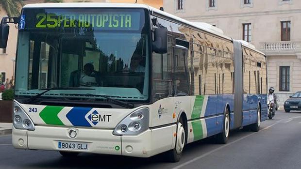 Estos son los cambios en las rutas de los autobuses en Palma de Mallorca
