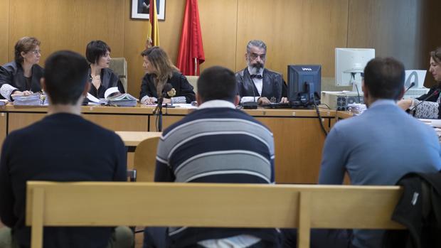 La víctima de la manada de Villalba: «Pensé que no iba a salir viva»