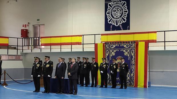 «La Policía Nacional representa la esencia de lo español»