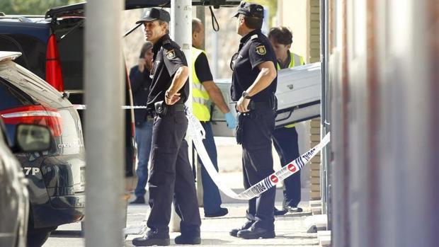 Intervención de la Policía Nacional en Castellón relacionada con una muerte