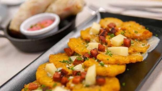 Uno de los platos de Patato Gastro Food