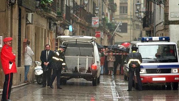 Gregorio Ordóñez fue asesinado el 23 de enero de 1995 mientras comía en el restaurante La Cepa de San Sebastián