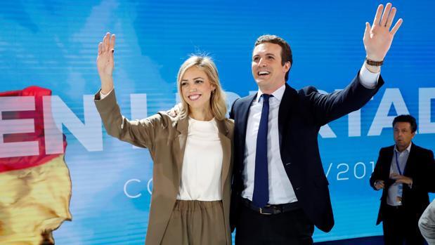 Casado pide la vuelta de los votantes de Vox y Cs: «Menos Partido Popular es menos España»