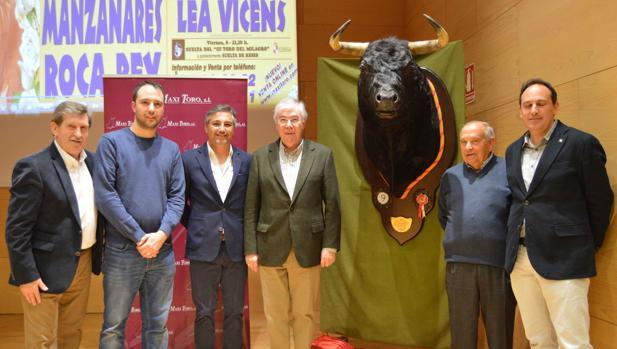 Acto de presentación de los carteles taurinos de Illescas
