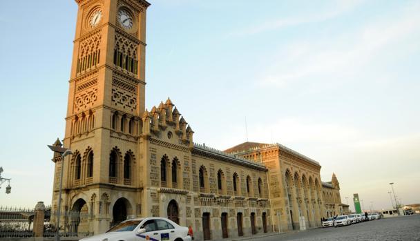 Estación de ferrocaril de Toledo