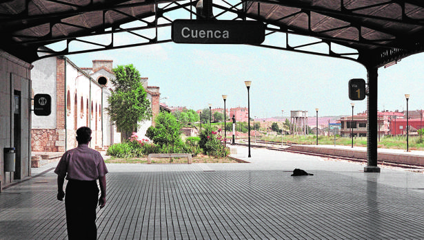 El alcalde de Cuenca ya se quejó del tren en 2015