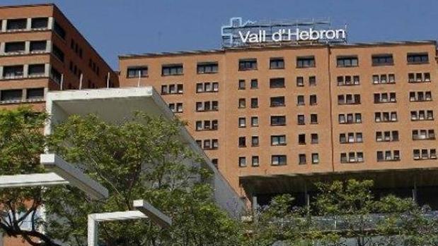 El bebé fue ingresado en la Vall d'Hebron de Barcelona