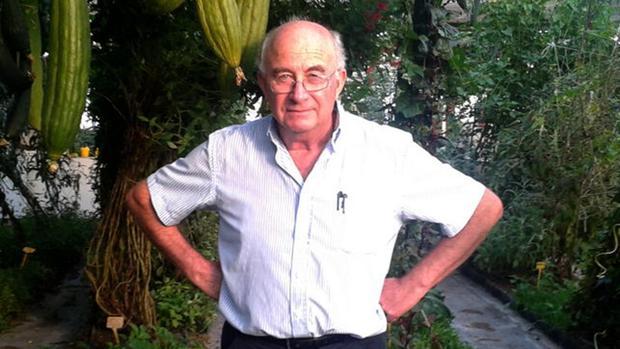 El agricultor Josep Pàmies, uno de los promotores del poder del MMS