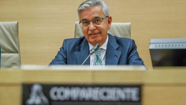 El coronel Sánchez Corbí, en una imagen de archivo