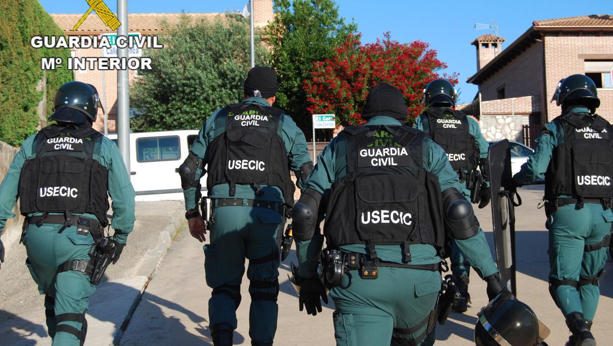 Cae por tráfico de drogas tras darse a la fuga en un control en Azuqueca de Henares