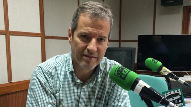 Daniel Pérez Calvo, la apuesta de la dirección nacional de Cs para liderar su lista en Aragón