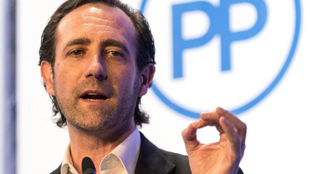 José Ramón Bauzá, expresidente balear y hasta ayer senador del PP