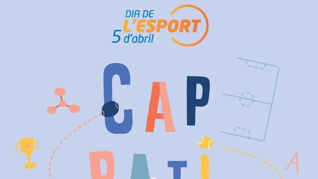 Cartell del Dia de l'Esport