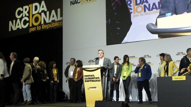 Un momento del Congreso, en el que participará Puigdemont por videoconferéncia