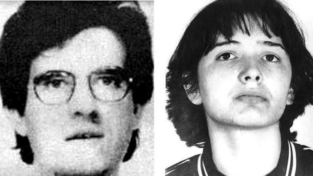 Mikel Antza y «Anboto», en una fotografía de archivo