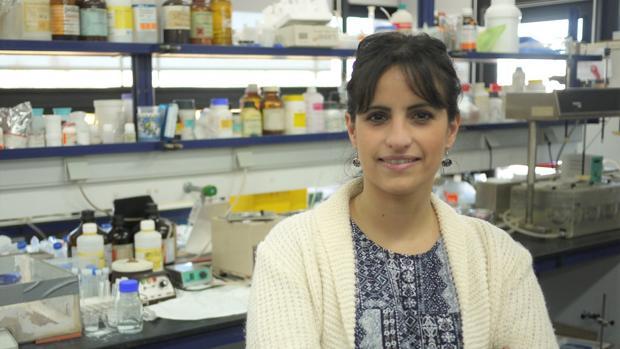 Lucía Hipólito, experta en l'efecte de l'alcohol al cervell