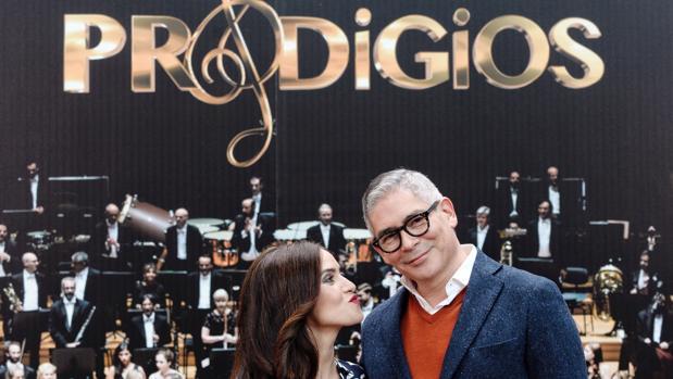 Paula Prendes y Boris Izaguirre serán los presentadores de «Prodigios», el nuevo programa de TVE