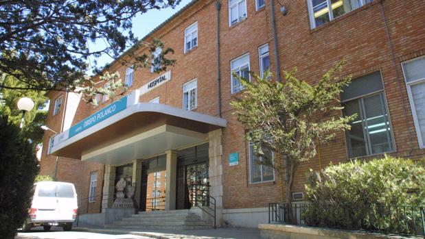 Hospital «Obispo Polanco» de Teruel