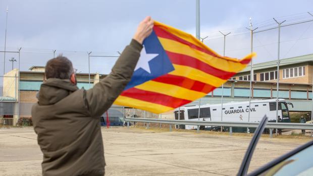 Movilización a la baja del soberanismo a las puertas del juicio del 1-0
