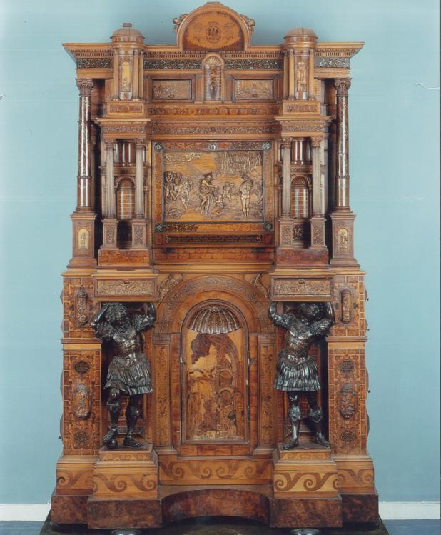 El cabinet hernani escritorio de la dinast a habsburgo ya es bic - Esquelas el mueble melide ...