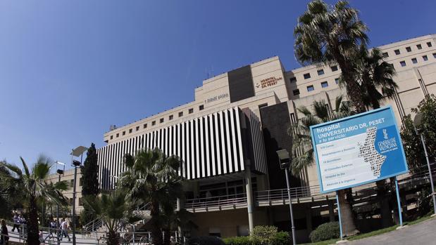 Hospital Doctor Peset de Valencia, donde la COnselleria creó la Unidad de Referencia para la Cirugía Reconstructiva de la Mutilación Genital Femenina