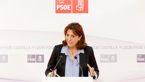 La diputada socialista Soraya Rodríguez, en una imagen de archivo