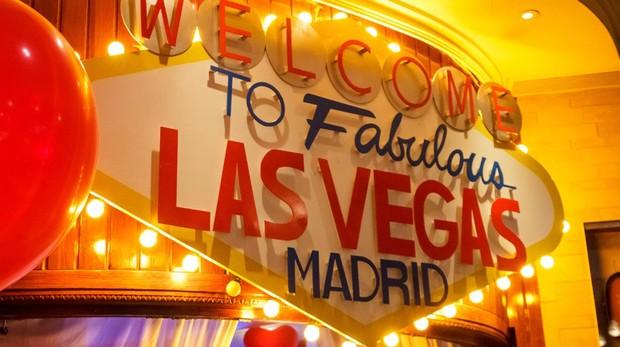 Cartel de Las Vegas en el Hard Rock