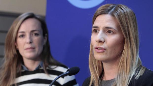 Carolina Agudo, secretaria general del PP en Castilla-La Mancha