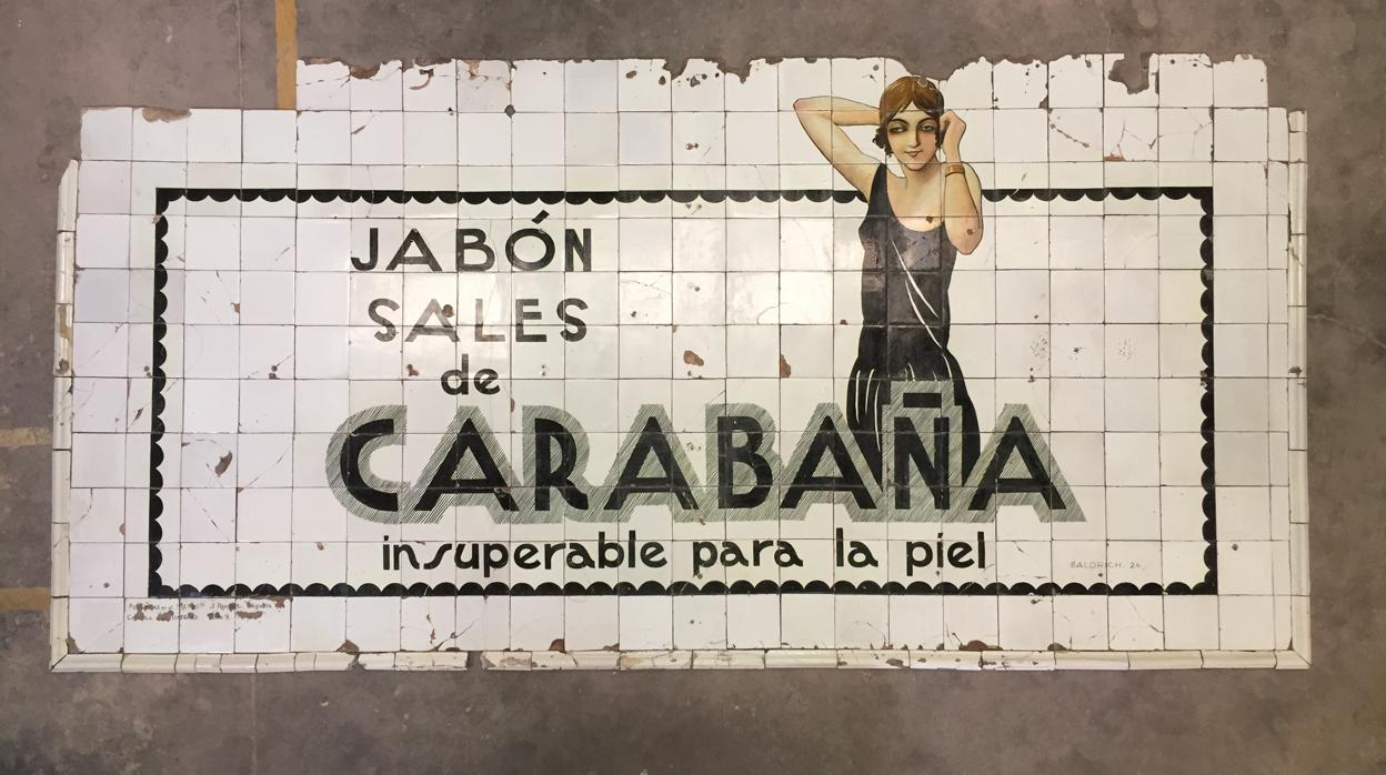 Nueva vida para la «dama de Sevilla», la joya escondida en el Metro de Madrid