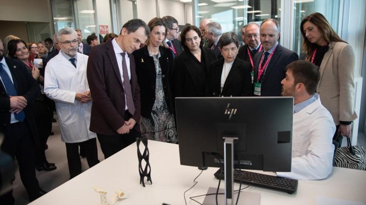 La Zona Franca de Barcelona abrirá en 2020 el centro de innovación digital D-Factory