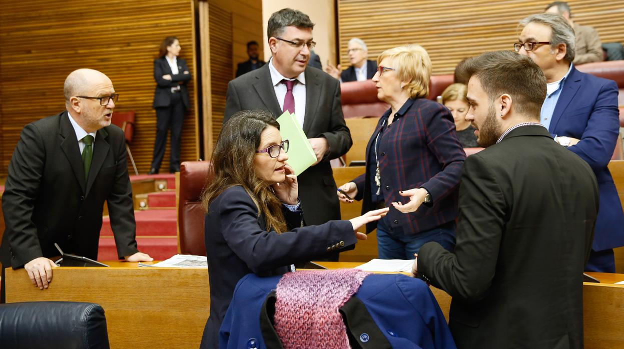 Morera renuncia a medirse a Ferri en las primarias de Compromís para evitar «confrontaciones internas»