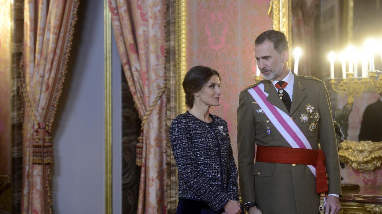 Los Reyes emprenden el miércoles su primera visita de Estado a Marruecos