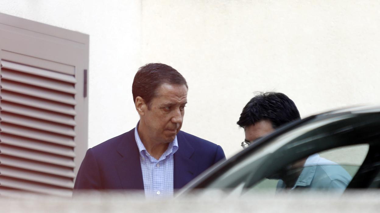 Auto judicial: la juez levanta parcialmente el secreto de sumario del caso Zaplana