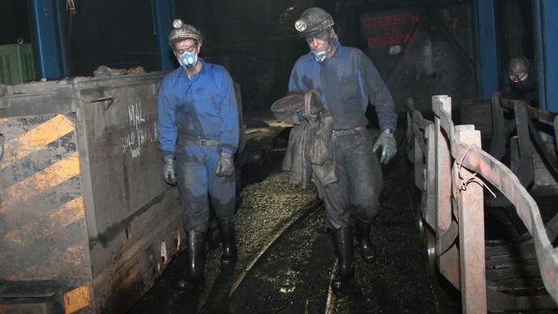 Imagen de archivo de una mina de carbón