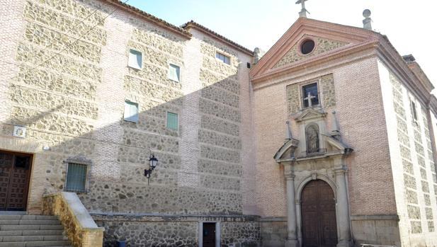 Convento de las Benitas, en la bajada del Barco